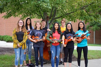 UAHS students selected for prestigious All-Region and All-State orchestras
