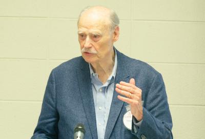 Retired Ohio Supreme Court Justice Herbert Brown