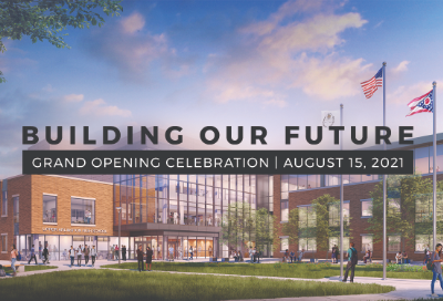 Building Our Future - Grand Opening Celebration