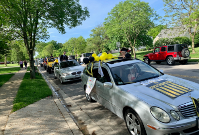 Car parade will celebrate UAHS Class of 2021 on May 30