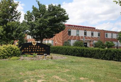 Upper Arlington High School farewell