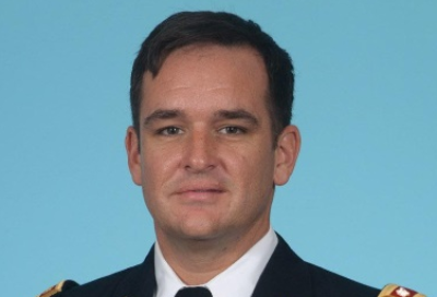 Lt. Col. David Eastburn