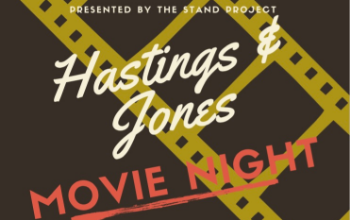Hastings and Jones Movie Night
