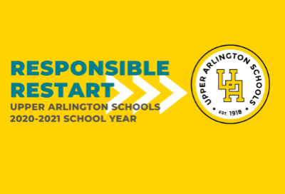 District shares Responsible Restart recommendation for 2020-2021