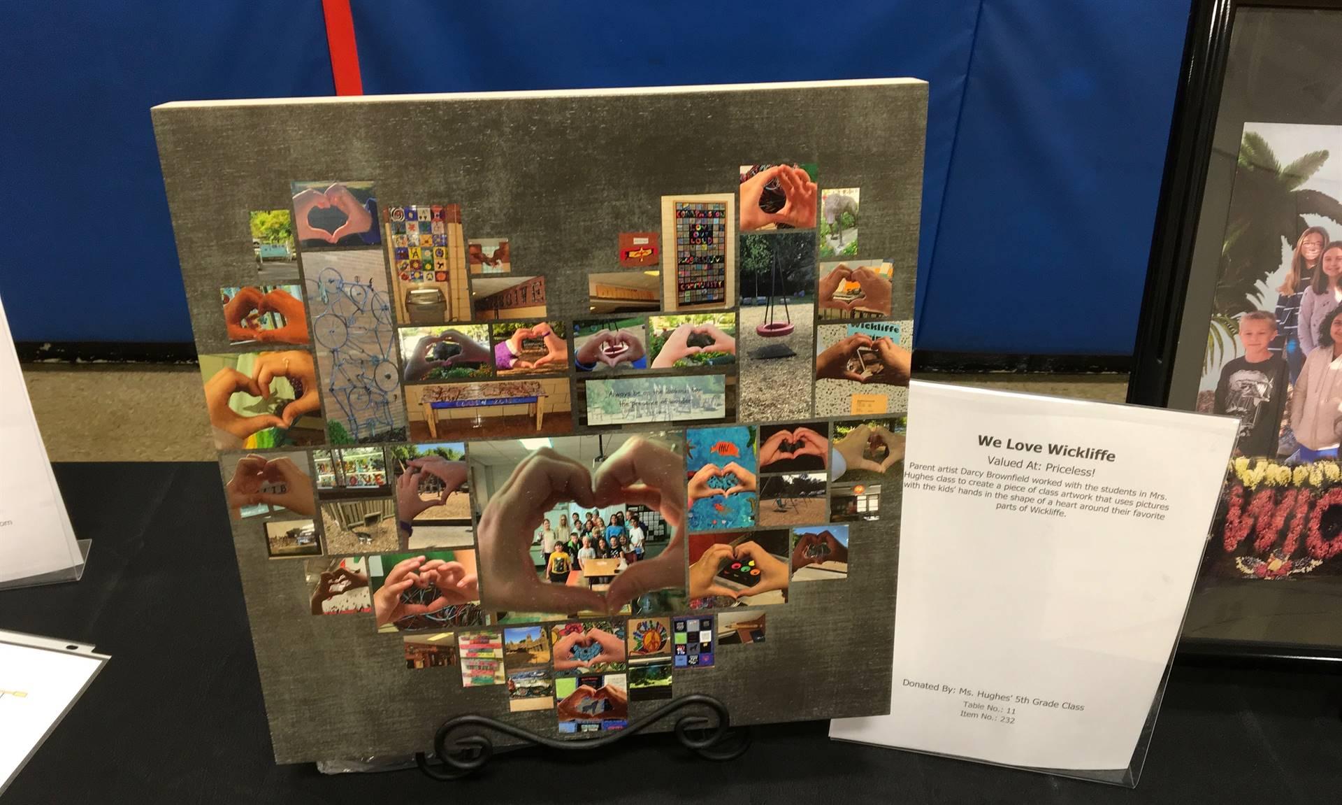 Informal Affair Art Project: We Love Wickliffe