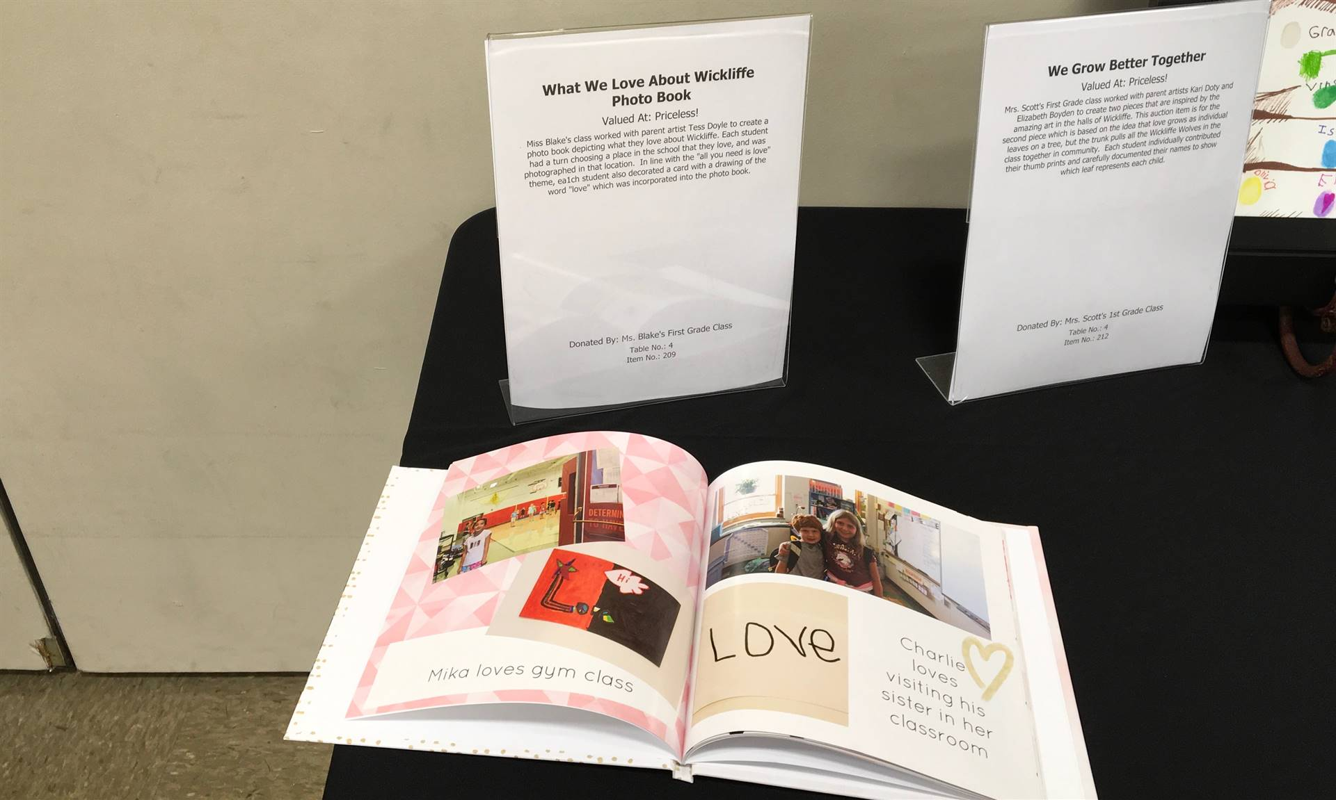 Informal Affair Art Project: What We Love About Wickliffe Photo Book