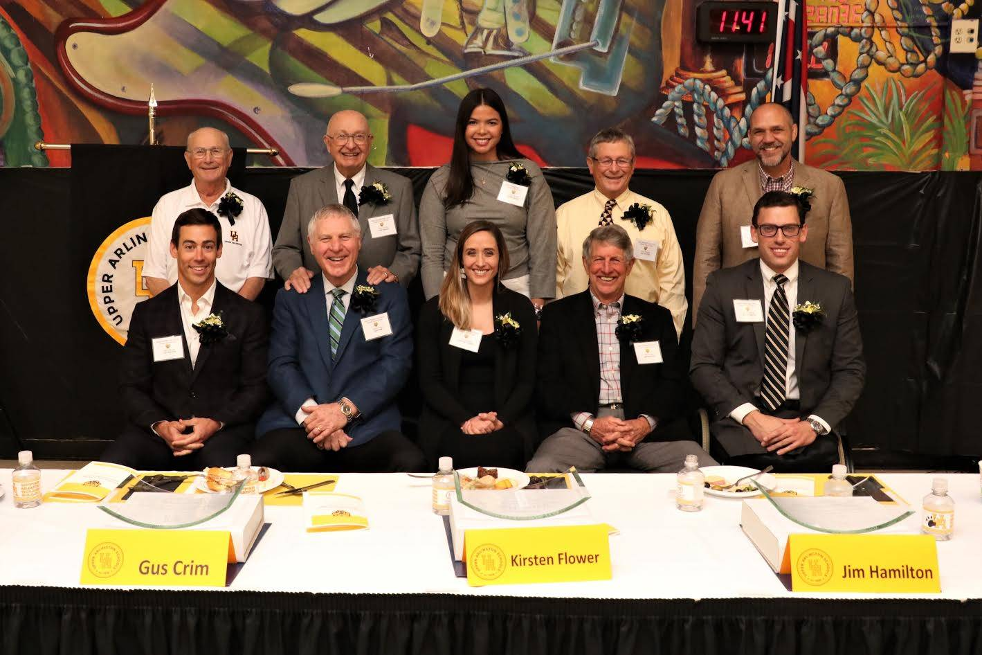 Upper Arlington High School Athletic Hall of Fame Class of 2020