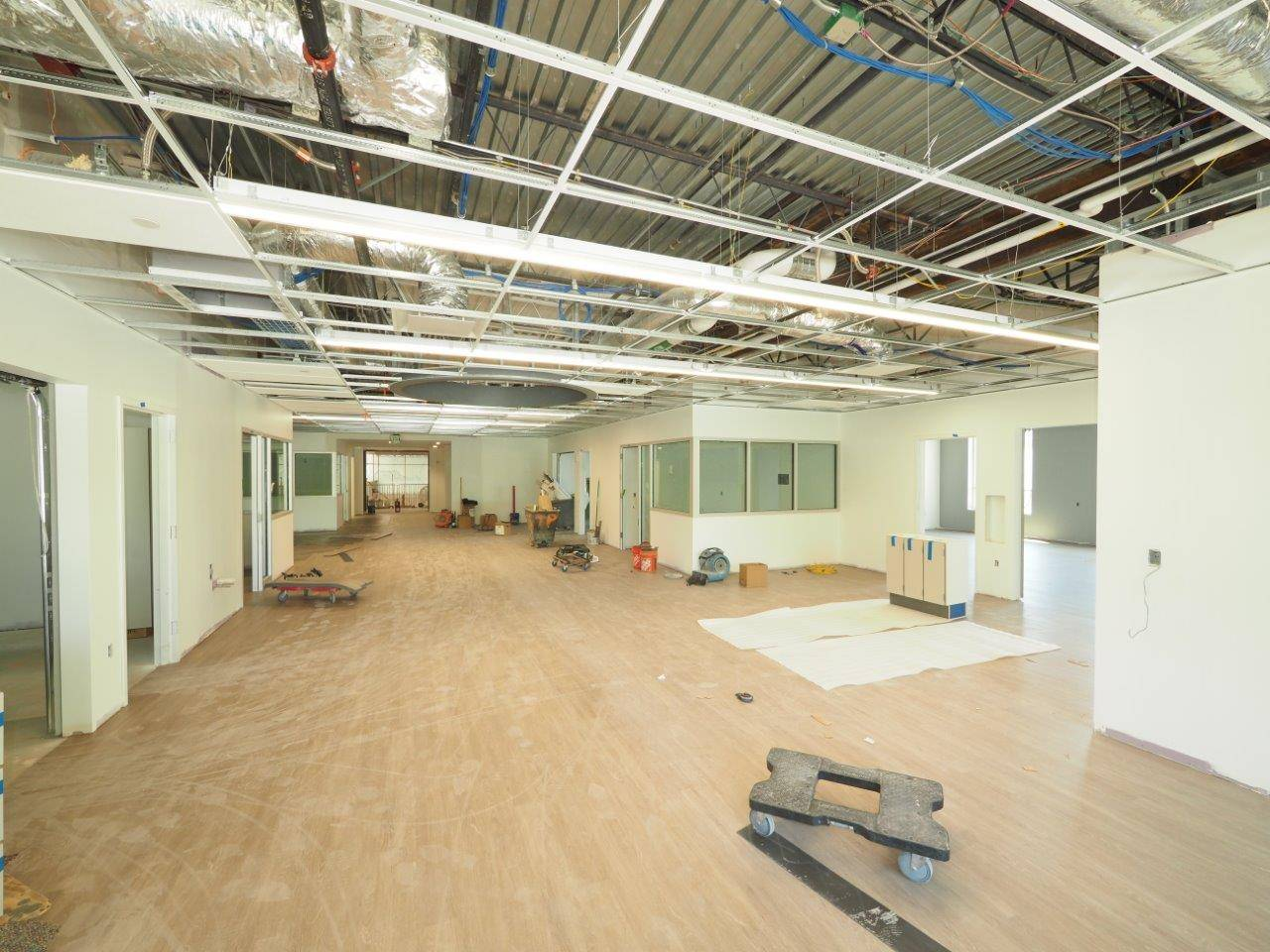 Inside the new Wickliffe