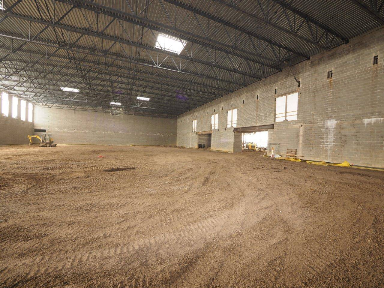 Competition gymnasium