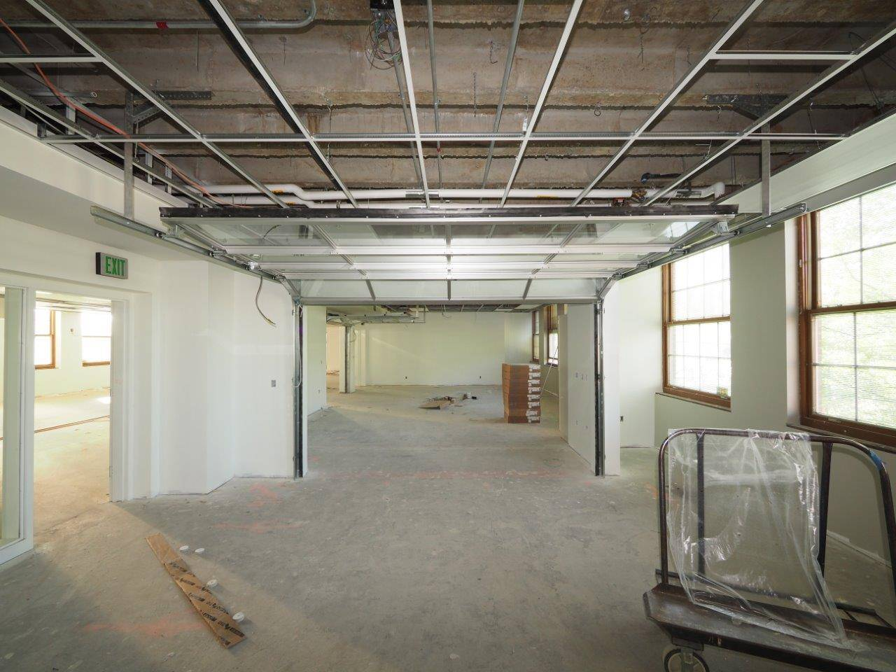 Barrington Elementary School renovation project