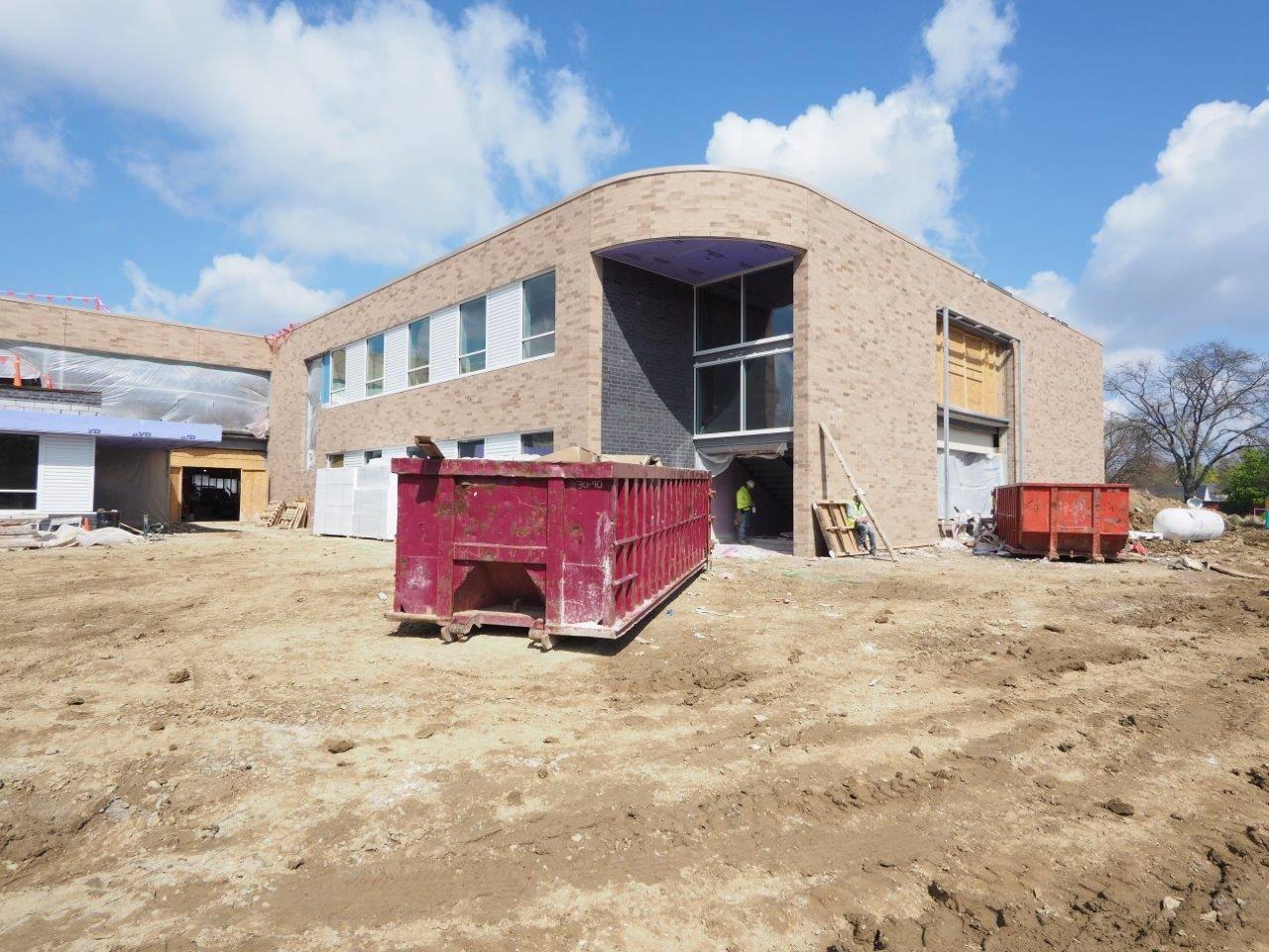 The new Windermere Elementary School