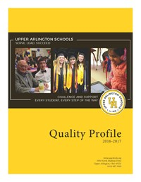 2016-2017 Quality Profile Cover