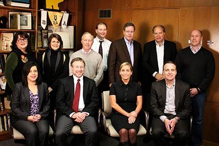 Photo of Facilities Task Force Members